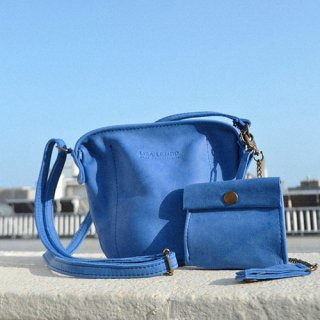 【予約受注品】スペイン製レザーミニBag BOXコンボ