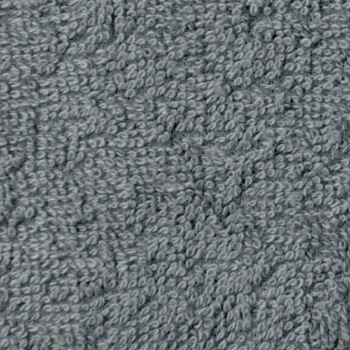 エステ用 ハンドタオル グレー 12枚セット 灰色 無地 おしぼりタオル