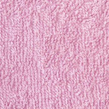 エステ用ハンドタオル ピンク 10枚セット おしぼりタオル メール便可