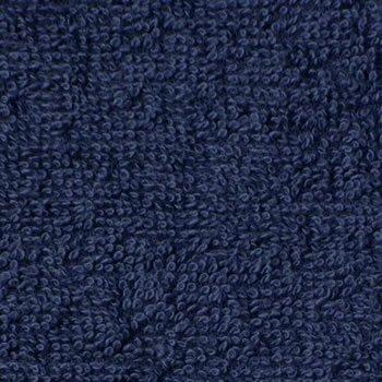 サロン用ハンドタオル ネイビー (紺色) 10枚セット おしぼりタオル メール便可
