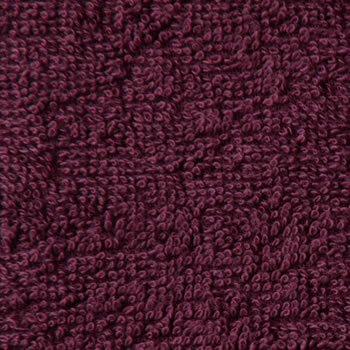 大判バスタオル 90×190cm ワインレッド | エステサロン用タオル 大判タオル