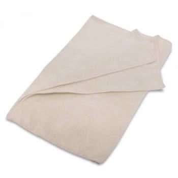 マイクロファイバーフェイスタオル ベージュ(12枚セット) 美容室タオル