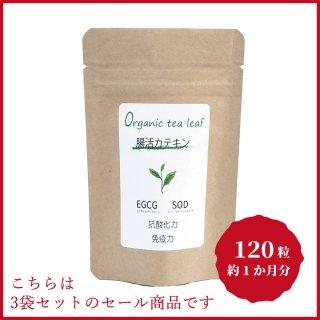 数量限定セール!腸活カテキン【3袋セット】【送料無料】