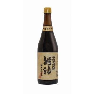 国内産丸大豆醤油 720ml