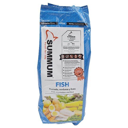 [イメージ] 【FISH】全年齢用乾燥フード1kg