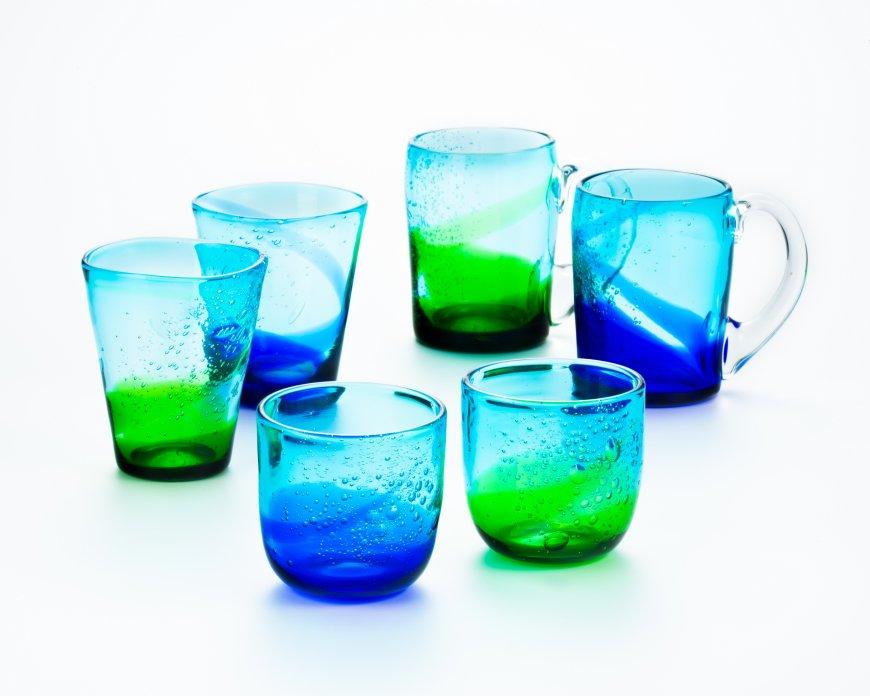 水割りたっぷりグラス 2個セット
