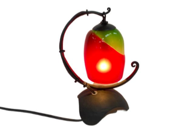 ランプS (オレンジ緑)