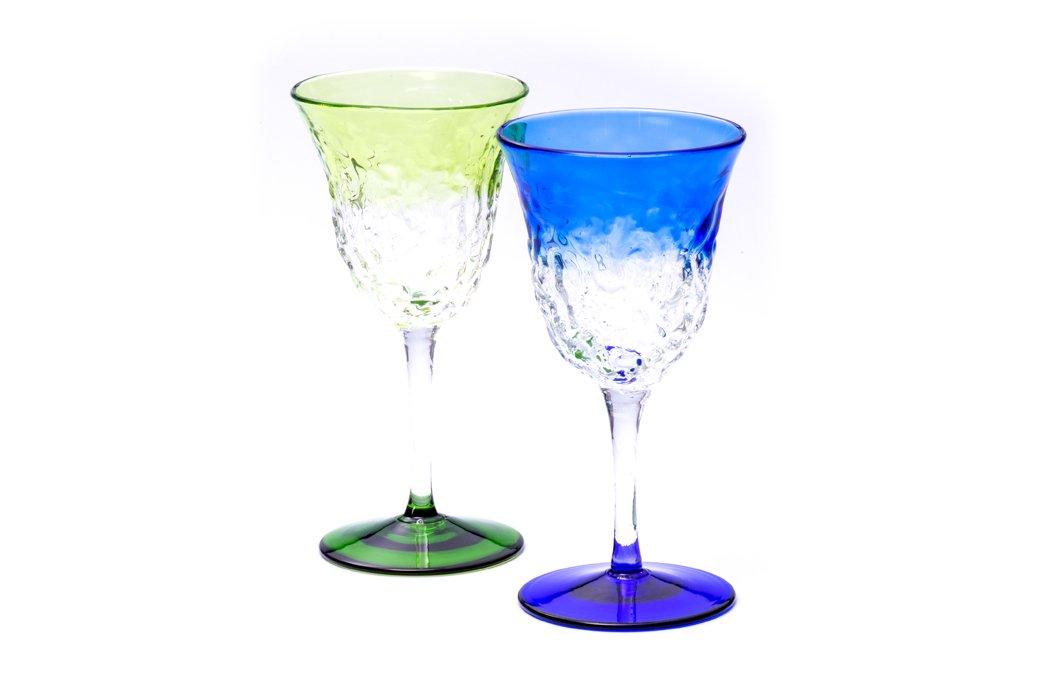 デコワイングラス 2個セット