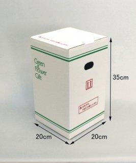 鉢物用ダンボールボックスASサイズ: 20×20×35cm