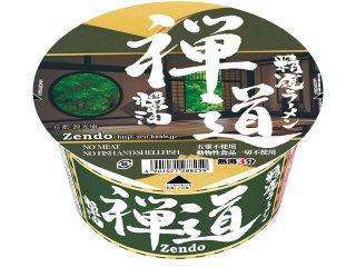 禅道 醤油ラーメン12個入