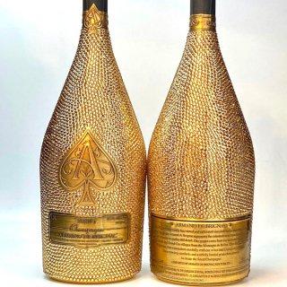 アルマンドボトル|スワロフスキーデコ【マグナム1500ml】送料無料