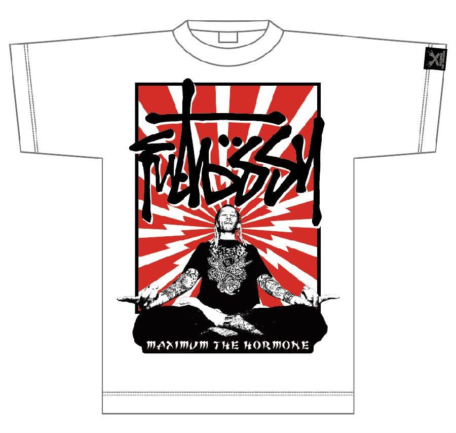 ヤバいTシャツ〜Futossy〜(白)