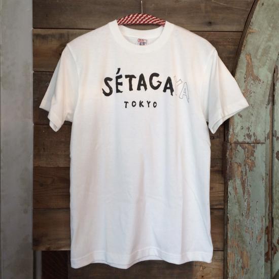 オリジナル『SETAGAYA』Tシャツ