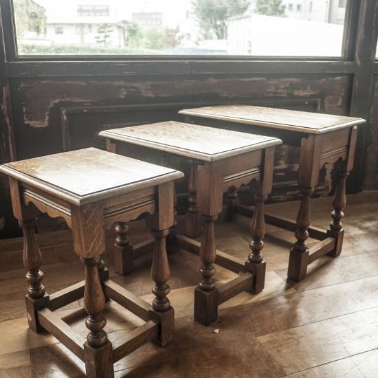 クラシックネストテーブル