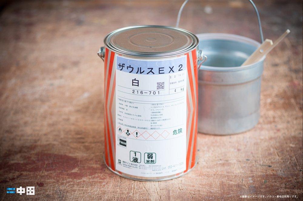 ザウルスEX�|4kg|関西ペイント|サンマルシェストア