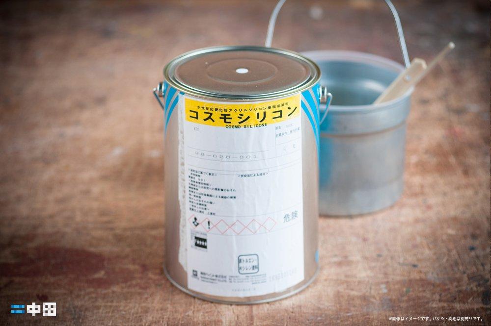 コスモシリコン 4kg 関西ペイント サンマルシェストア