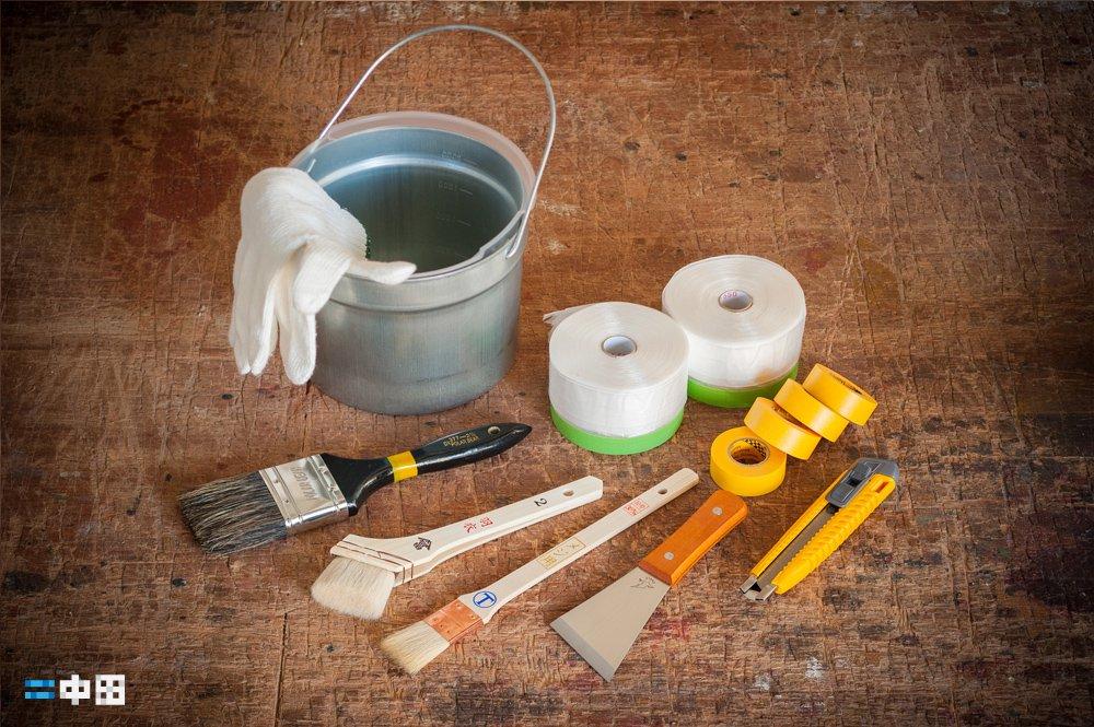 塗装ツール|刷毛・養生セット|サンマルシェストア