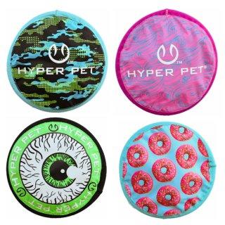 Hyper Pet フリッピーフロッパー ナイロンディスク ハイパーペット