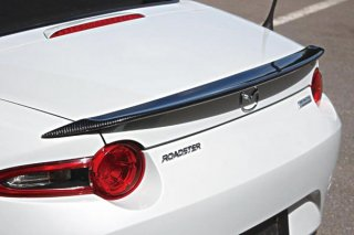 ND ROADSTER  リアスポイラー
