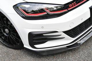 GOLF 7.5 GTI  フロントリップスポイラー