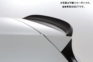 GOLF 7.5 GTI  リアルーフリップ