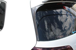 GOLF 7 GTI  リアウインドウ サイドスポイラー