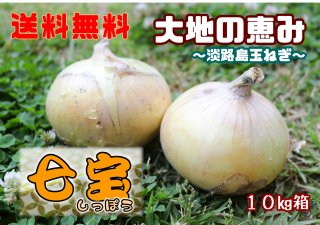【送料無料!】七宝10キロ