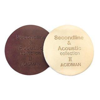 """ACIDMAN LIVE TOUR """"Second line & Acoustic collection �"""" coaster set"""