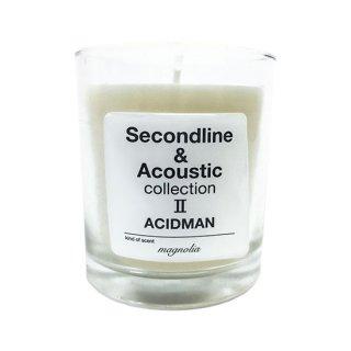 """ACIDMAN LIVE TOUR """"Second line & Acoustic collection �"""" candle"""