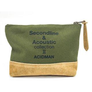 """ACIDMAN LIVE TOUR """"Second line & Acoustic collection �"""" pouch"""