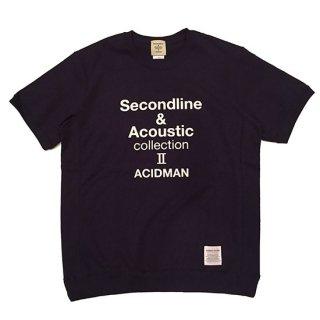 """ACIDMAN LIVE TOUR """"Second line & Acoustic collection �"""" tour t-shirts"""