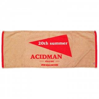 """ACIDMAN """"20th summer"""" Face Towel"""