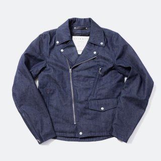 "【10/18 18:00販売開始・先着順・数量限定】SAI x ANACHRONORM ""13.5oz Denim Riders Jacket"""