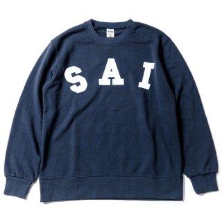 """【受注生産】""""SAI"""" Sweat(フロッキー)"""