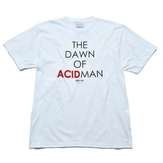 """ACIDMAN 2018 SUMMER T-Shirts """"THE DAWN OF ACIDMAN"""""""