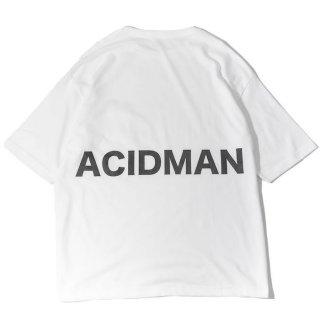 """""""Around the neck"""" BIG T-Shirts [White]"""