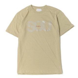 「SOU」T-Shirts(ベージュ)
