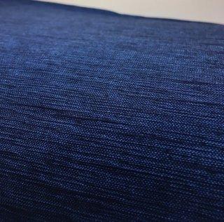 2本合糸ブルー