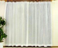 レースカーテン UVカット ミラーレースカーテン シンプルストライプ柄 [リネア] 激安 アウトレット