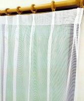 レースカーテン 激安 アウトレット 裾上げ加工のレースカーテン [パイロープ] ナチュラルホワイト色