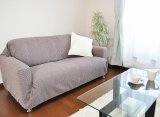 ぴったりフィットのソファーカバー 抗菌防臭加工付き 安心の日本製