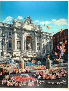 EARTHLY PARADISE IN ROMA      アースリーインローマ