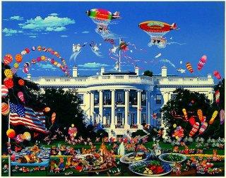 THE WHITEHOUSE SUNDAY    ホワイトハウスの日曜日