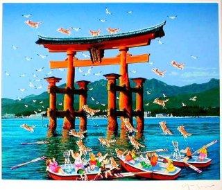 MIYAJIMA     宮島(日本のエッセンス)