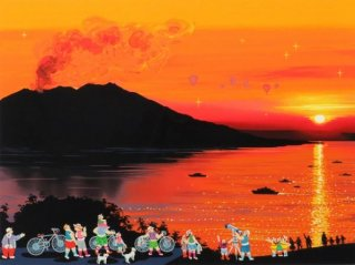 SAKURAJIMA     桜島(日本のエッセンス)