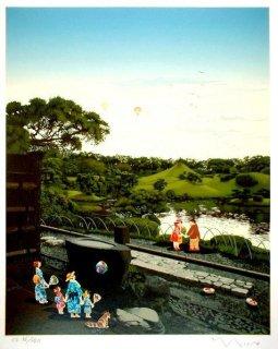 SUIZENJI KOEN    水前寺公園(日本のエッセンス)