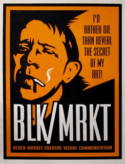 BLK/MRKT I'd Rather Die
