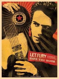 Let Fury Have the Hour - Book Joe Strummer