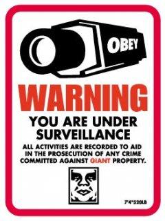 Warning Surveillance (Wall Version)