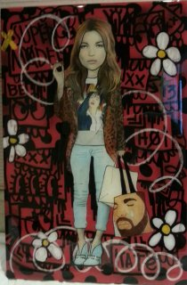Kate Moss  (The Producer BDB × Flore)